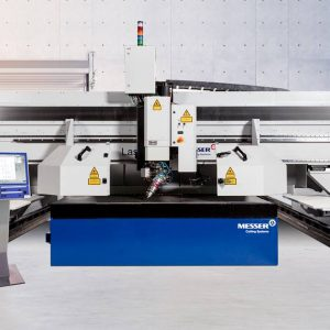 Messer Cutting Systems Lasermatt II: Zuschnitte in EXTRAGROSS, jetzt auch mit FASE